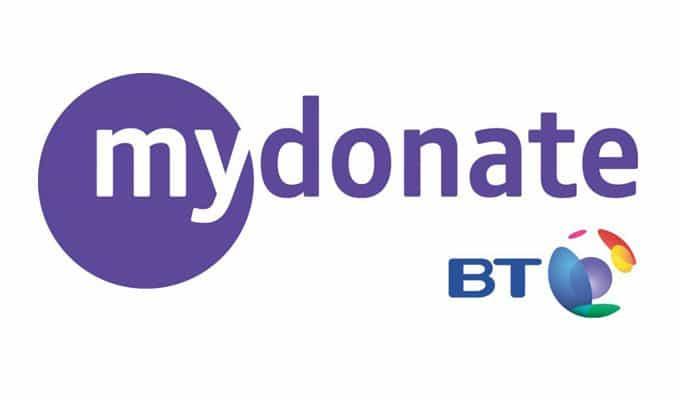 Mydonate, donate to our charity page. at https://mydonate.bt.com/charities/unityenterprise