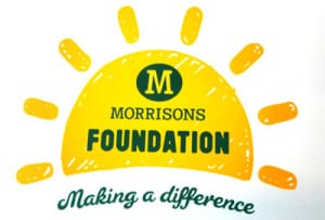 Morrisons Making A Difference Logo