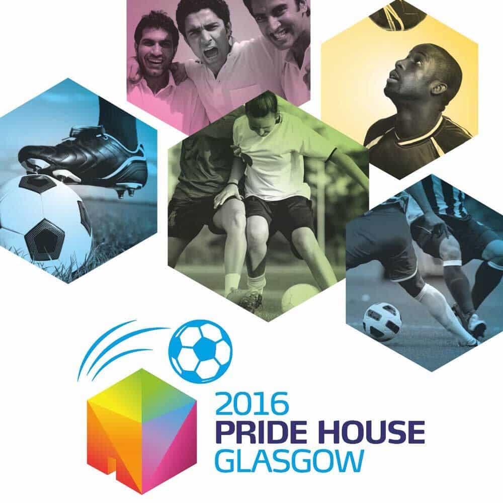 Pride House Glasgow 2016