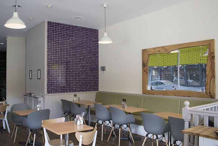 Glasgow City Centre Event Hire Space in Spoon Cafe
