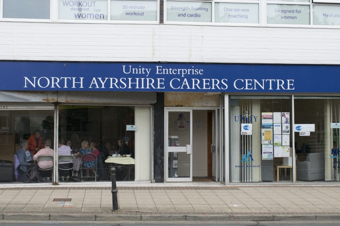 North Ayrshire Carer's Centre