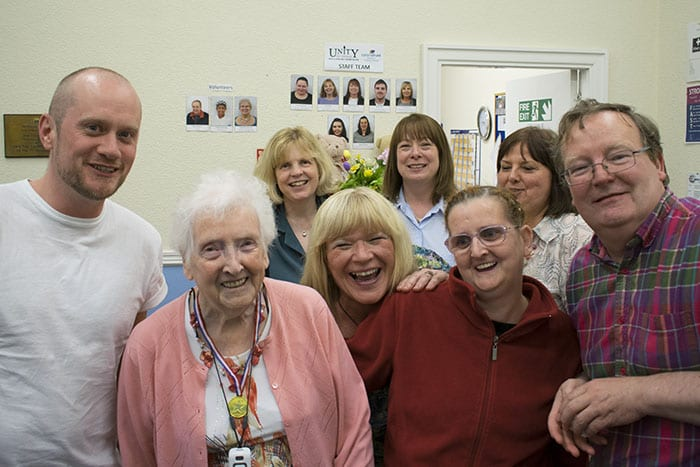 Carers Group Photo