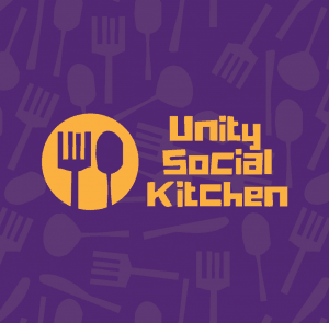 Unity Social Kitchen Logo